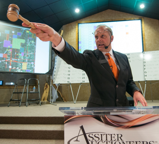Assiter assembles top auction team for Barrett-Jackson
