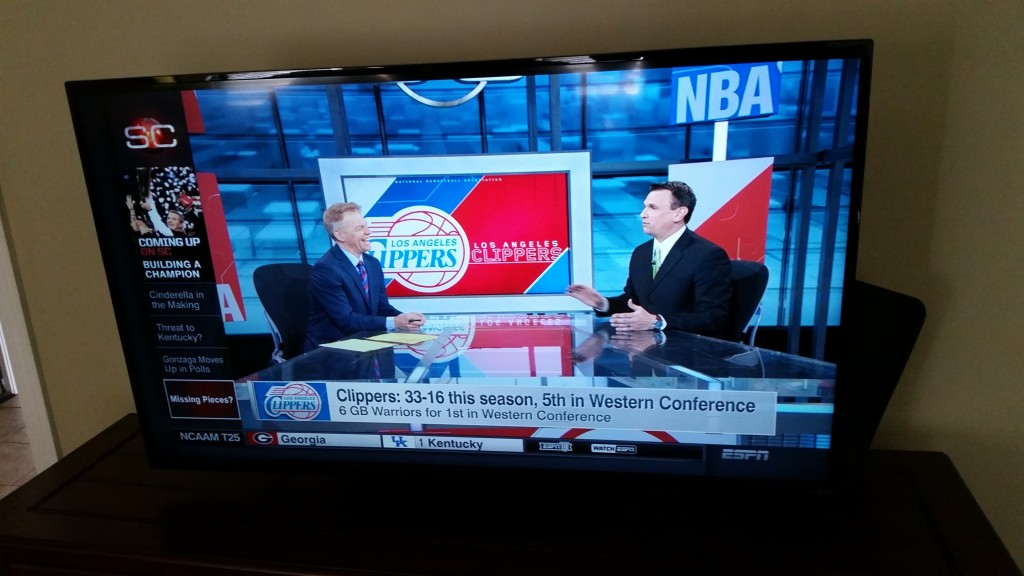 Update: ESPN without cable is real and it's here