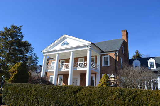 Historic Bath Alum Springs estate in Bath County, Virginia, to sell at auction
