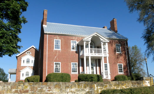Willow Wall plantation home: 204 years of American history, set for auction