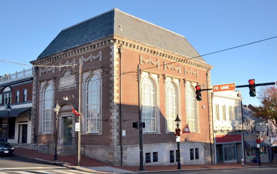 Auction of historic buildings in heart of Fredericksburg set for February