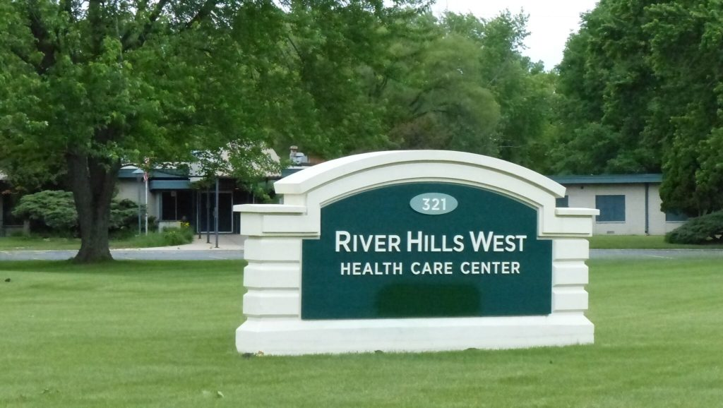 Former River Hills Nursing Home facility set for auction