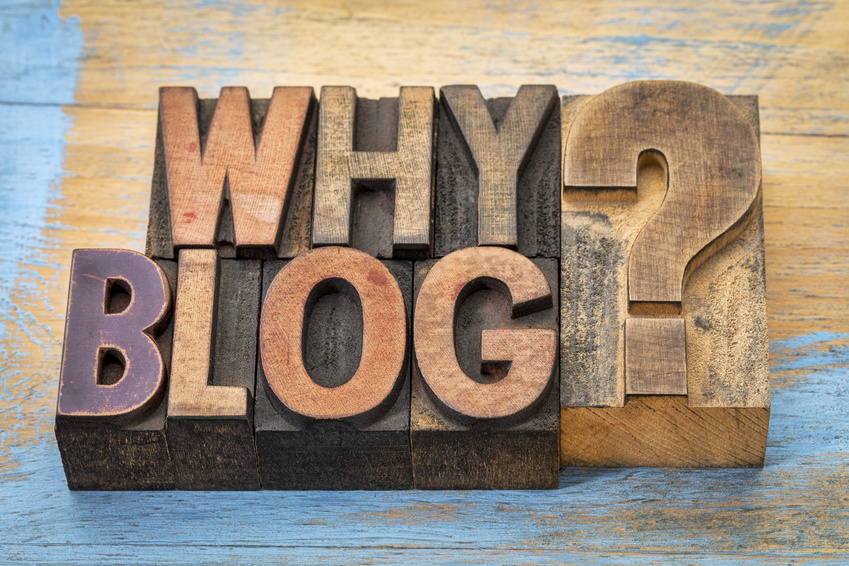 Yes, the blog is dead. Four reasons why you may need one anyway.