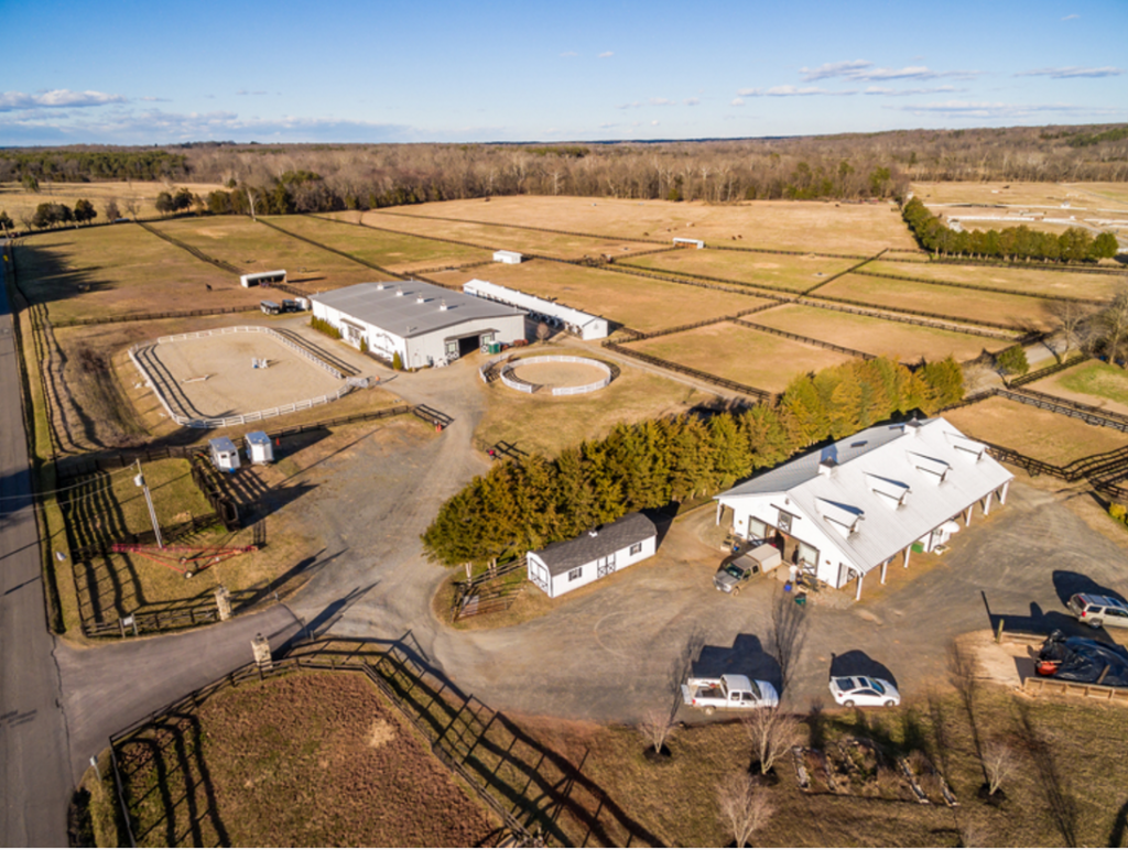 Kelly's Ford Equestrian Center, Inn, Event Center Goes on the Market