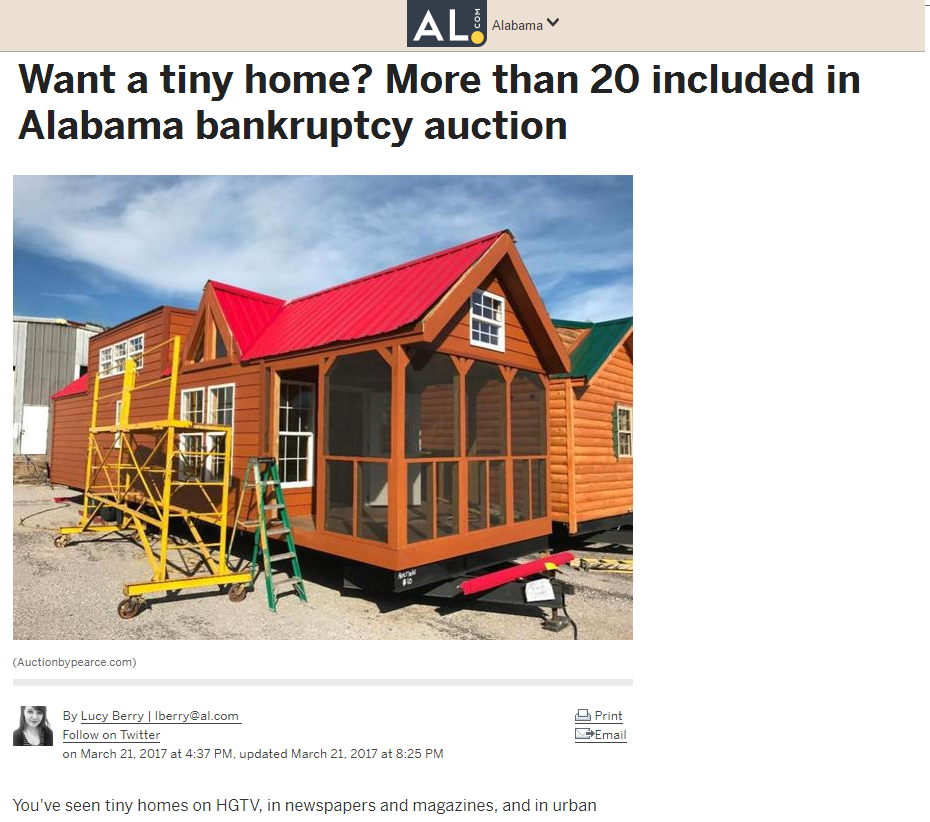 Major Birmingham story on upcoming auction