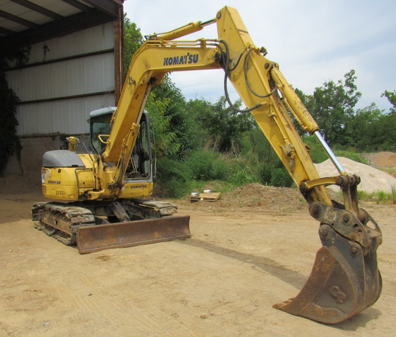 Equipment auction set for August 30 as Stein Construction closes doors after 105 years