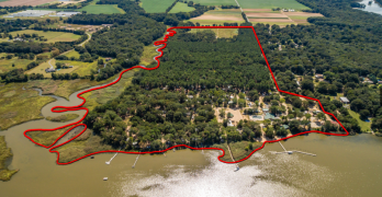 Duck Neck Campground on Chester River selling in bankruptcy auction